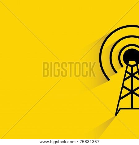 cell site, communications tower