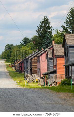 Eckley Miners Village