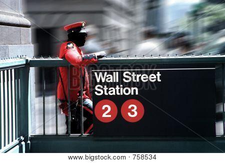 protecting wall street