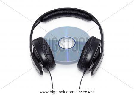 Earphones and disc