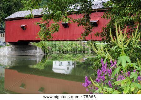 Buskirks Covered Bridge