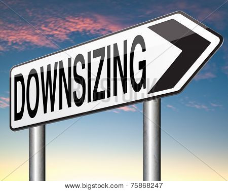 downsizing firing workers jobs cuts job loss reorganization crisis recession