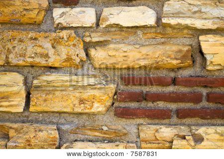 Multi-stone Background Texture