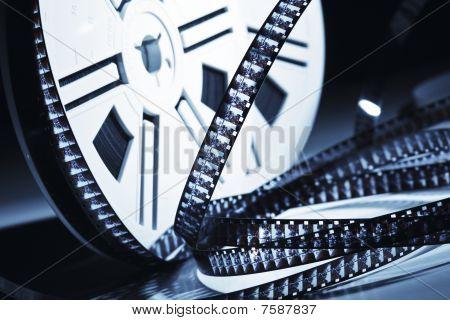 Film Background 8Mm