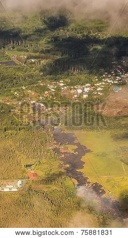 Kilauea Threatens Hawaii Homes