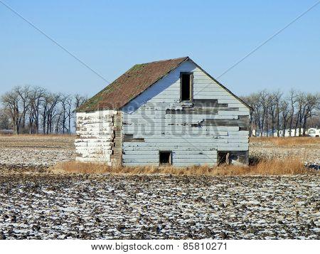 Abandoned Granary
