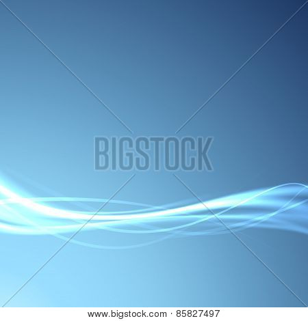 Power Energy Speed Futuristic Swoosh Wave Background