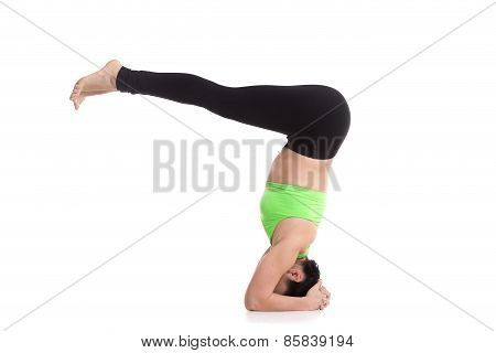 Yoga Pose For Abdominal Muscles