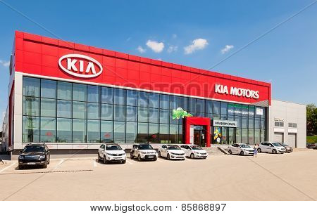 Office Of Official Dealer Kia Motors