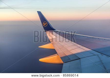 Wing Of Aircraft