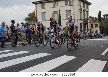 Uci Road World Championships in Florence