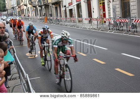 Uci Road World Championships, Italy