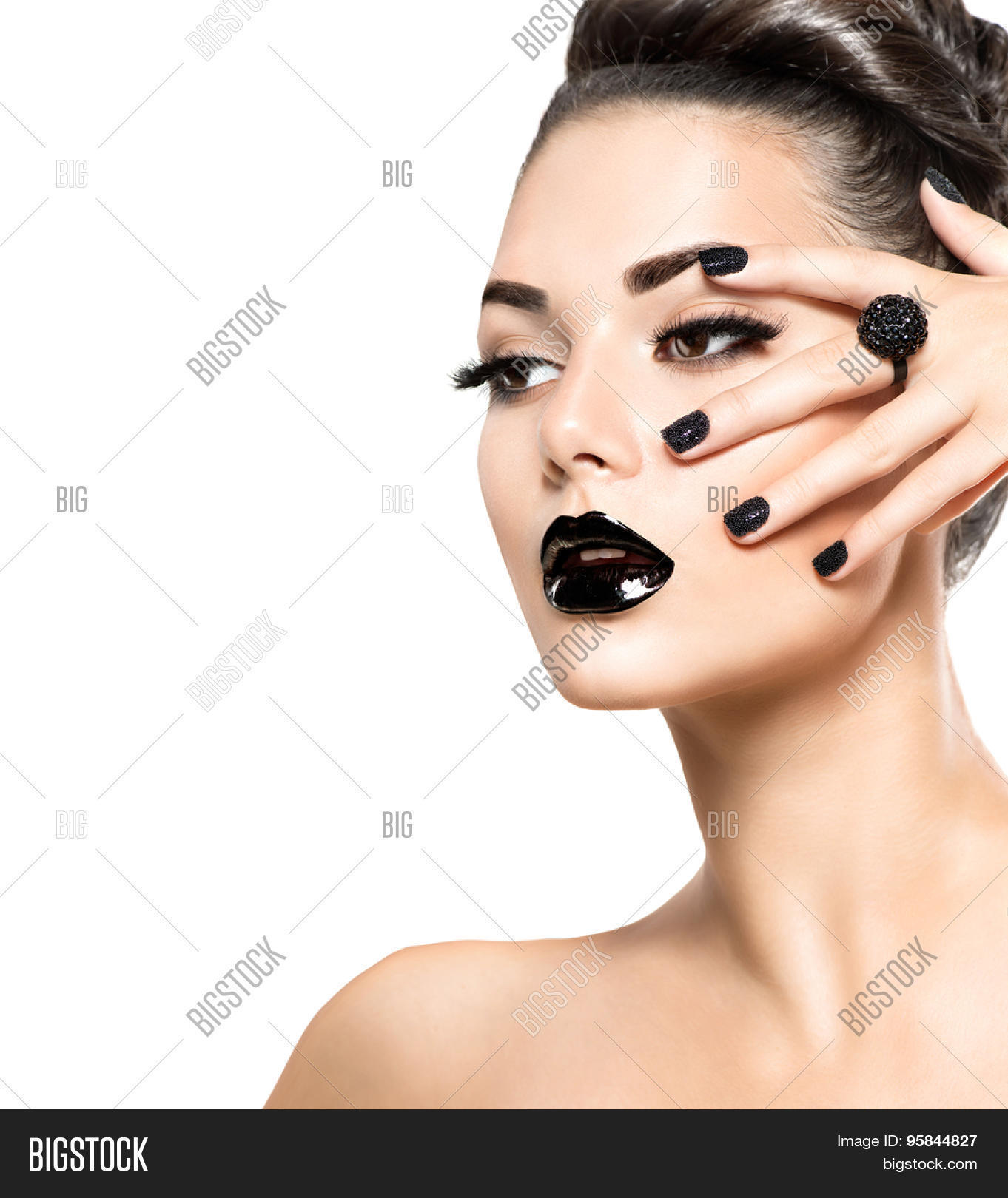 Beauty Fashion Model Image & Photo (Free Trial) | Bigstock