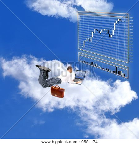 exchange prices in tender upon heaven monetary market changeable poster