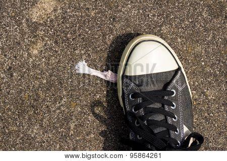 Sticky Chewing Gum