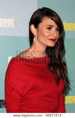 SAN DIEGO - JUL 11:  Mia Maestro at the Entertainment Weekly's Annual Comic-Con Party at the Hard Rock Hotel on July 11, 2015 in San Diego, CA