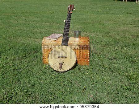 Traveling Banjo