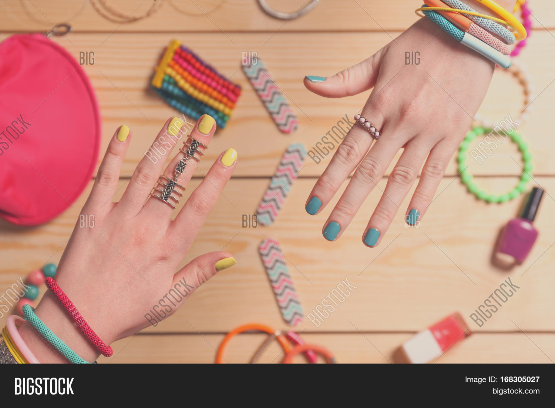 Female Hands Beautiful Image Photo Free Trial Bigstock