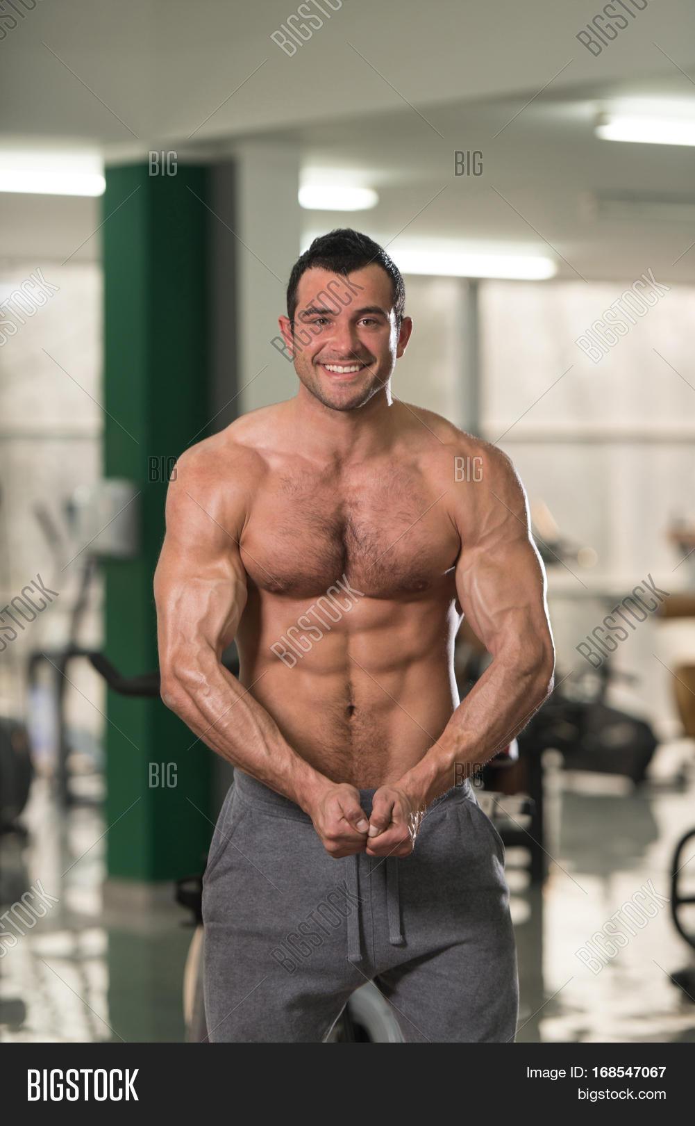 Hairy bodybuilder gallery