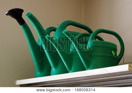 Watering can new group objects gardening tools