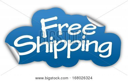shipping free shipping sticker free shipping blue sticker free shipping blue vector sticker free shipping free shipping eps10 design free shipping sign free shipping