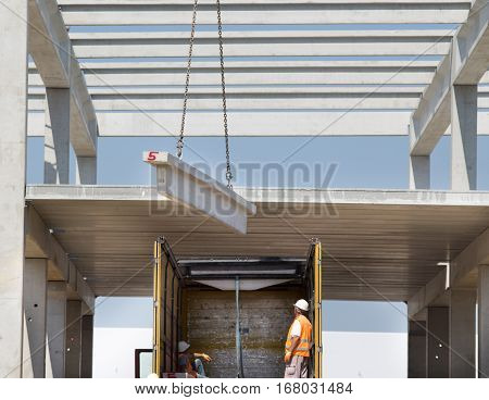 Crane Lifting Truss