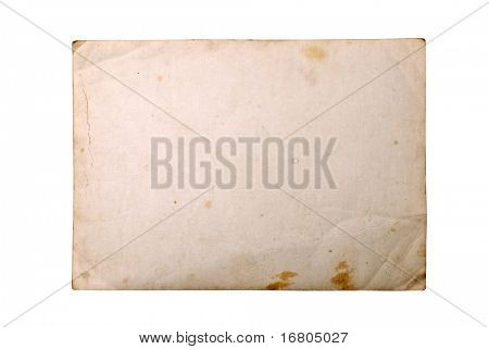 Vintage photo saved whit clipping path, big collection