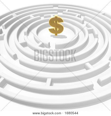 Dollar Maze