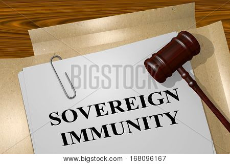 Sovereign Immunity Concept