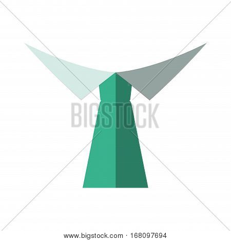 father day celebration necktie shirt card vector illustration eps 10