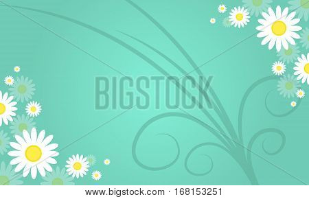 Spring style background collection stock vector art
