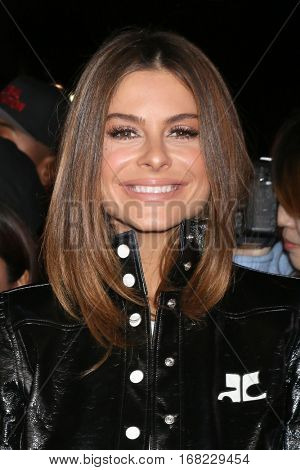 LOS ANGELES - JAN 19:  Maria Menounos at the