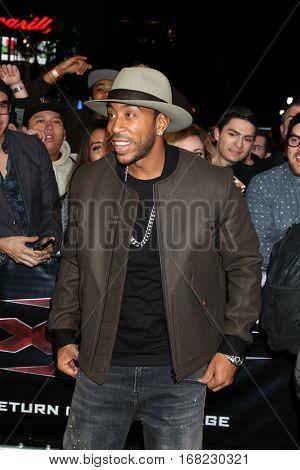 LOS ANGELES - JAN 19:  Ludacris, Chris Bridges at the