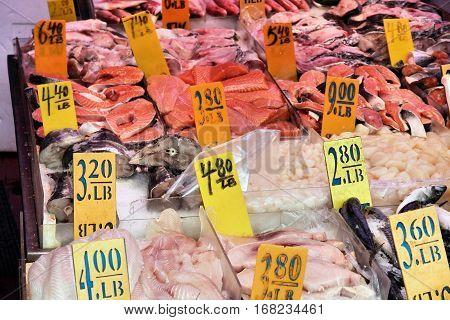 Chinatown Sea Food