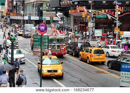 West 42Nd Street