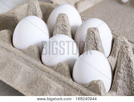Eggs, Chicken Eggs, White Hen Eggs Eggshell