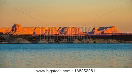 Wahweap Bay Lake Powell