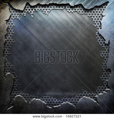 crack metal background template (big pack)