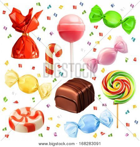 Candy set Raster copy