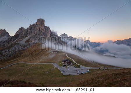 Passo Giau - Dolomites - Italy