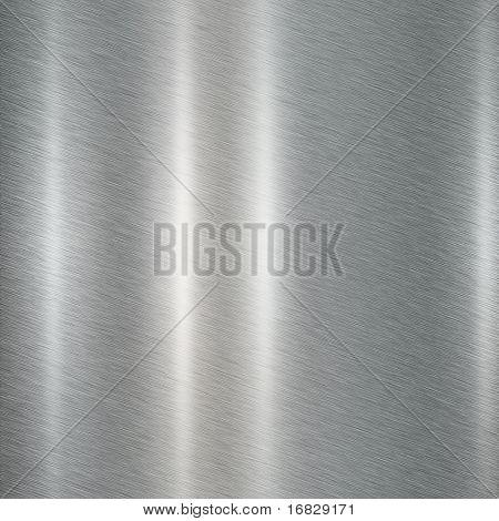 aluminum metal background