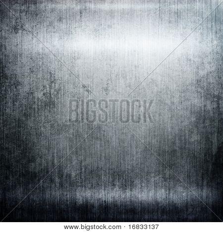 plancha de Grunge (fondo de metal Industrial)