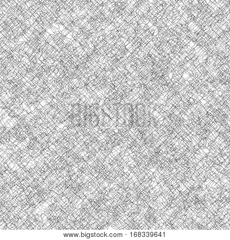 lines mesh abstract scribble design vector art illustration
