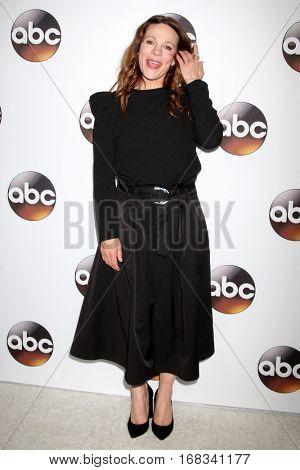 LOS ANGELES - JAN 10:  Lili Taylor at the Disney/ABC TV TCA Winter 2017 Party at Langham Hotel on January 10, 2017 in Pasadena, CA