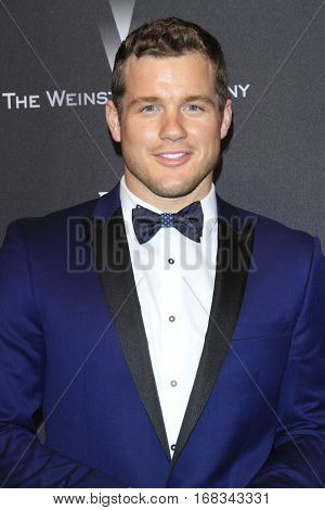 LOS ANGELES - JAN 8:  Colton Underwood at the Weinstein And Netflix Golden Globes After Party at Beverly Hilton Hotel Adjacent on January 8, 2017 in Beverly Hills, CA