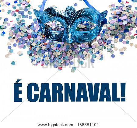 Its Carnaval (in Portuguese)
