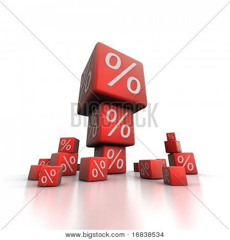 Big percent