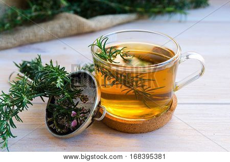 Rosemary Herb Tea