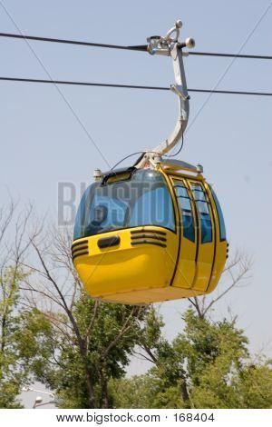 Cable Gondola Car