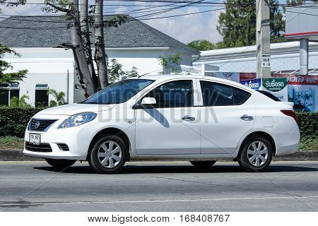 Private Eco Car, Nissan Almera.